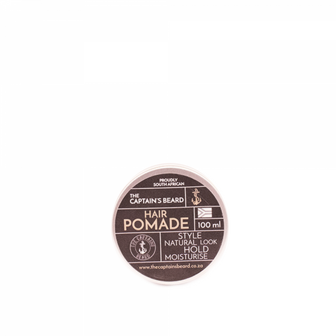 Hair Pomade - Crafters Market