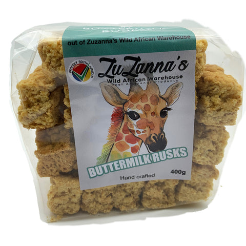 Buttermilk Rusks 400g - Crafters Market