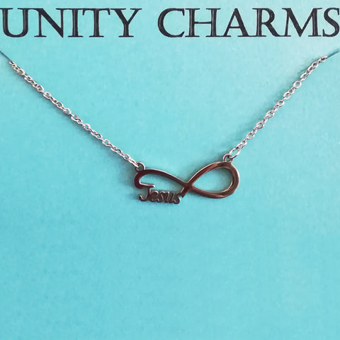 Jesus Infinity Necklace - Crafters Market