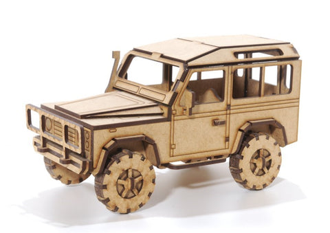 Land Rover Kit - Crafters Market