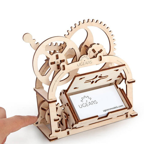 Mechanical Box - UGEARS - Crafters Market
