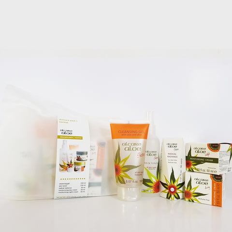 Alcare Aloe Normal Skin Set - Crafters Market