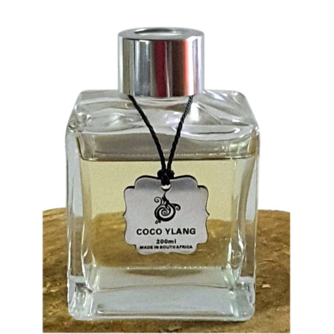 Reed Diffusers - Platinum Range 150ml Square Bottle - Crafters Market