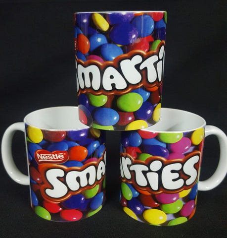 Various Branded Mugs - Crafters Market