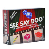See Say Doo game