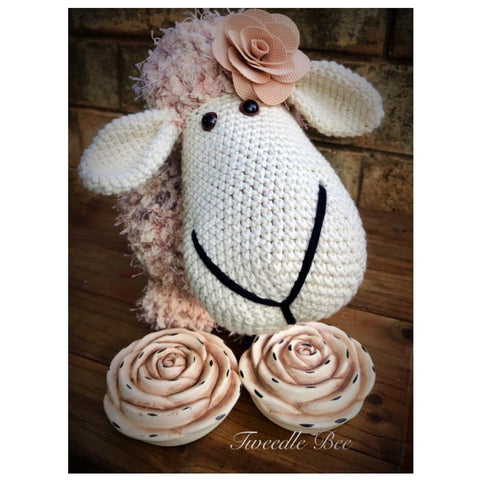 Tiffany Sheep - Crafters Market