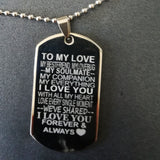 Engraved Dog tags - Crafters Market