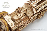 Grand Prix Car - UGEARS - Crafters Market