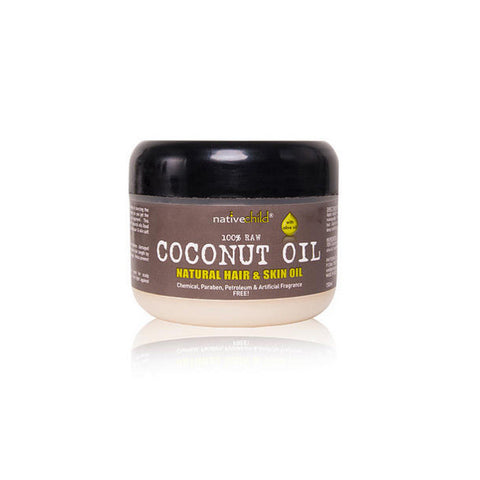 Coconut Oil 125ml - 100% Natural - Crafters Market