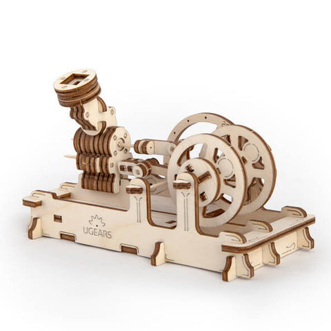 Pneumatic Engine - UGEARS