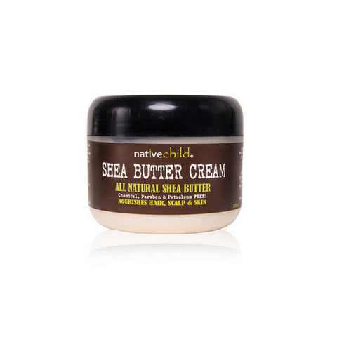 Shea Butter Cream - 100% Natural