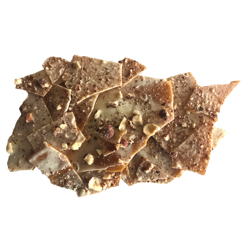 White Chocolate Hazelnut Brittle - Crafters Market
