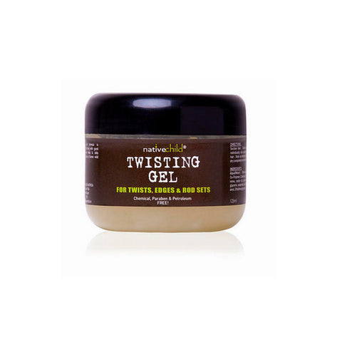 Twisting Gel - 100% Natural