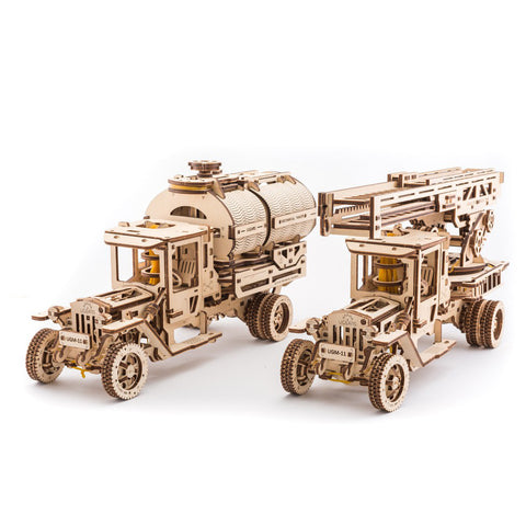 Additions for UGM11 Truck - UGEARS