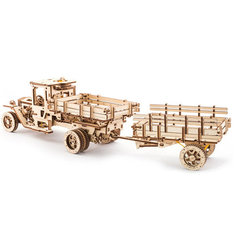 Additions for UGM11 Truck - UGEARS – Crafters Market