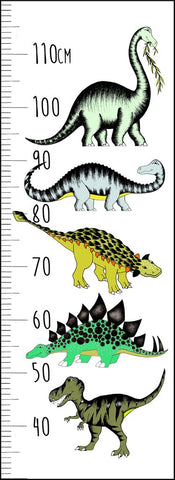 Dinosaurs Growth Charts