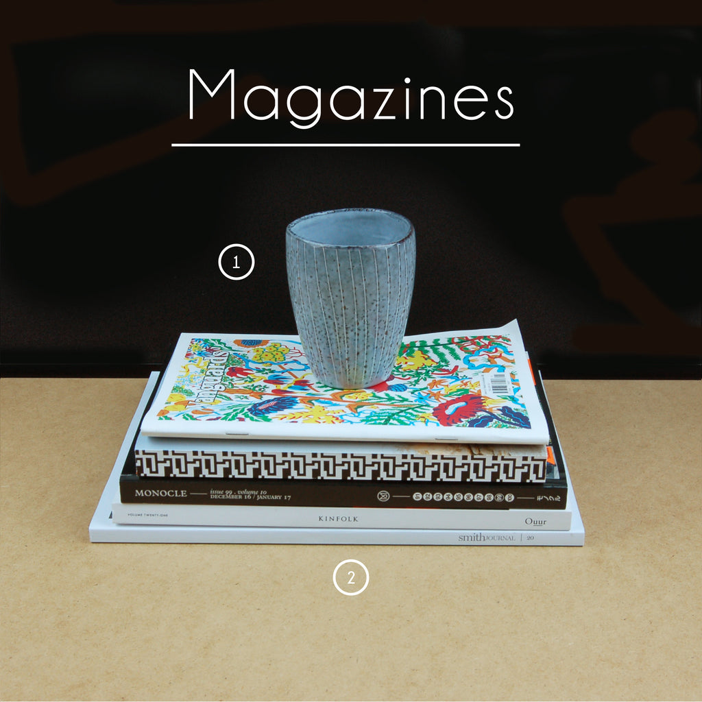 GIFT GUIDE #3 - Magazines