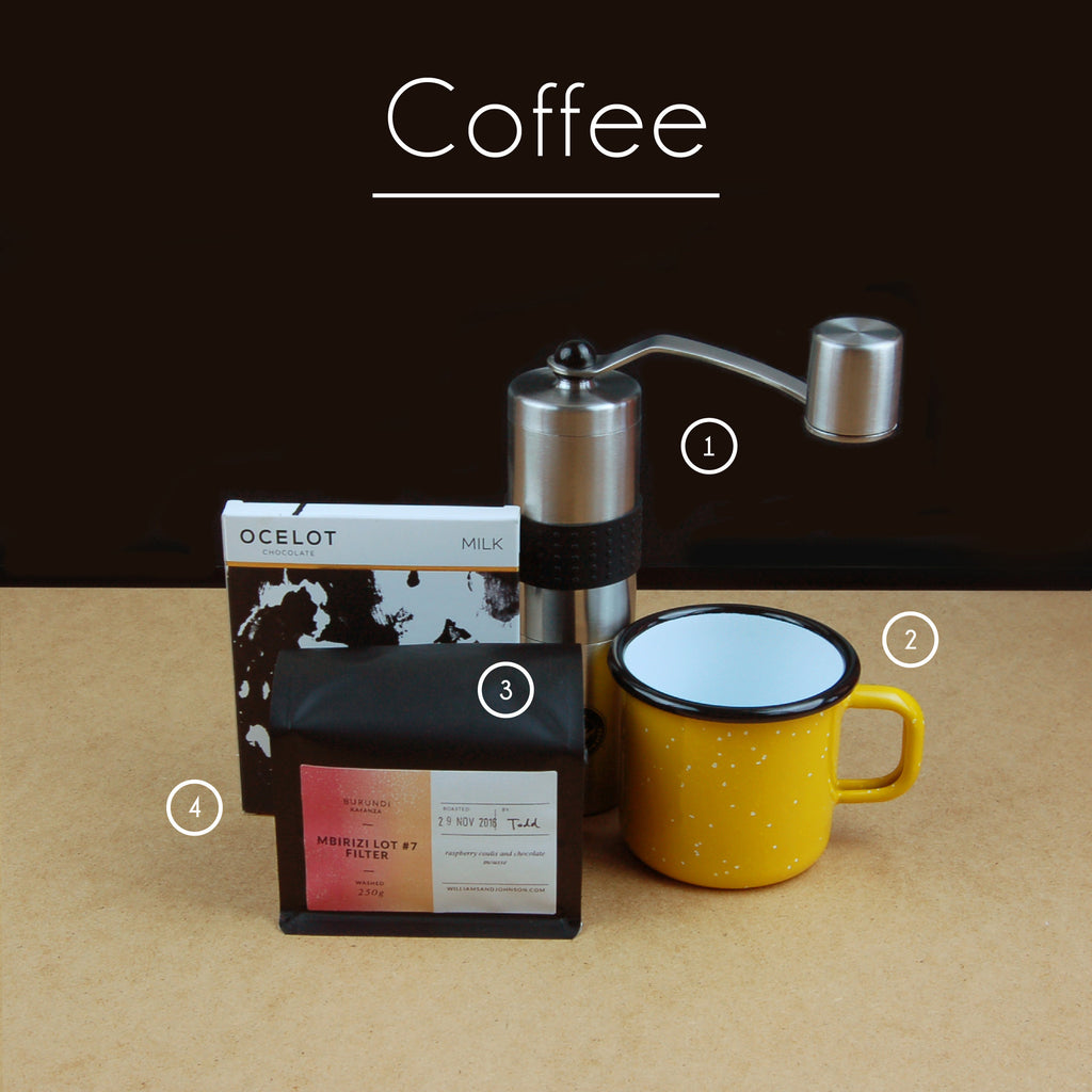 GIFT GUIDE #1 - COFFEE