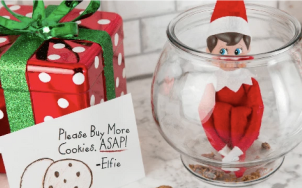 10 Elf on the Shelf antics