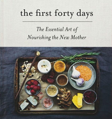 First Forty Days Book