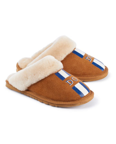 Rae Feather Slippers