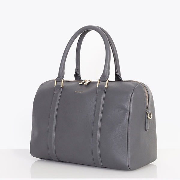 Heather changing bag - new season - slate grey