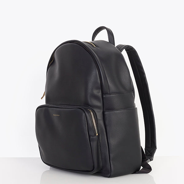 The Jenny changing bag backpack - new season -  black