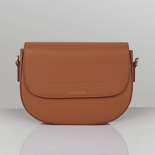 Marcelle Mini Baby Bag - Tan