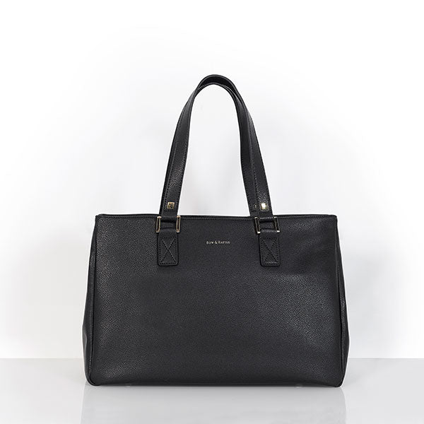 The Mia changing bag - black