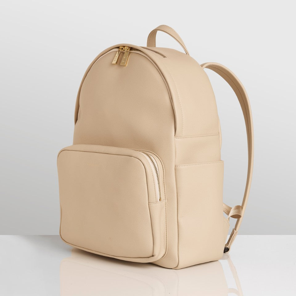 The Jenny Cream Baby Changing Backpack
