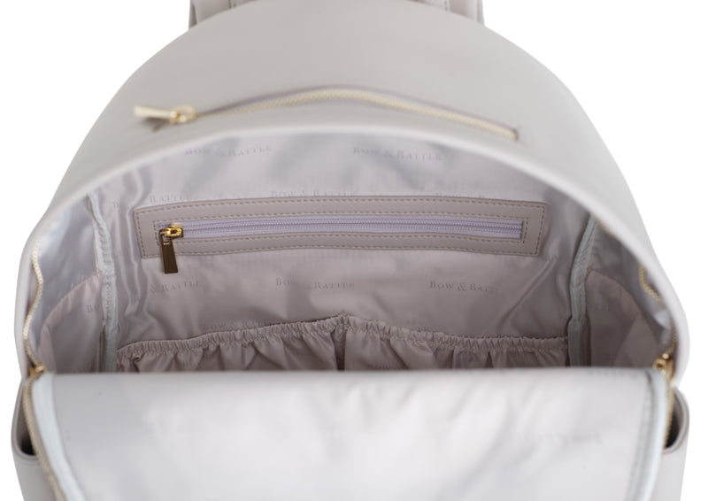 The Jenny TWIN baby changing backpack