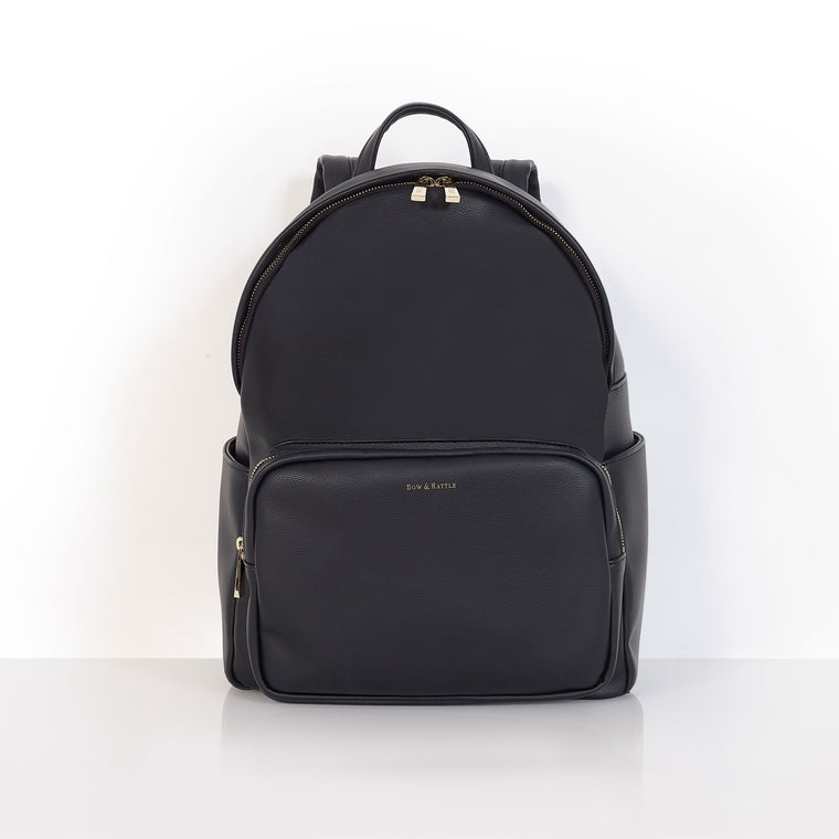 The Jenny Black Baby Changing Backpack