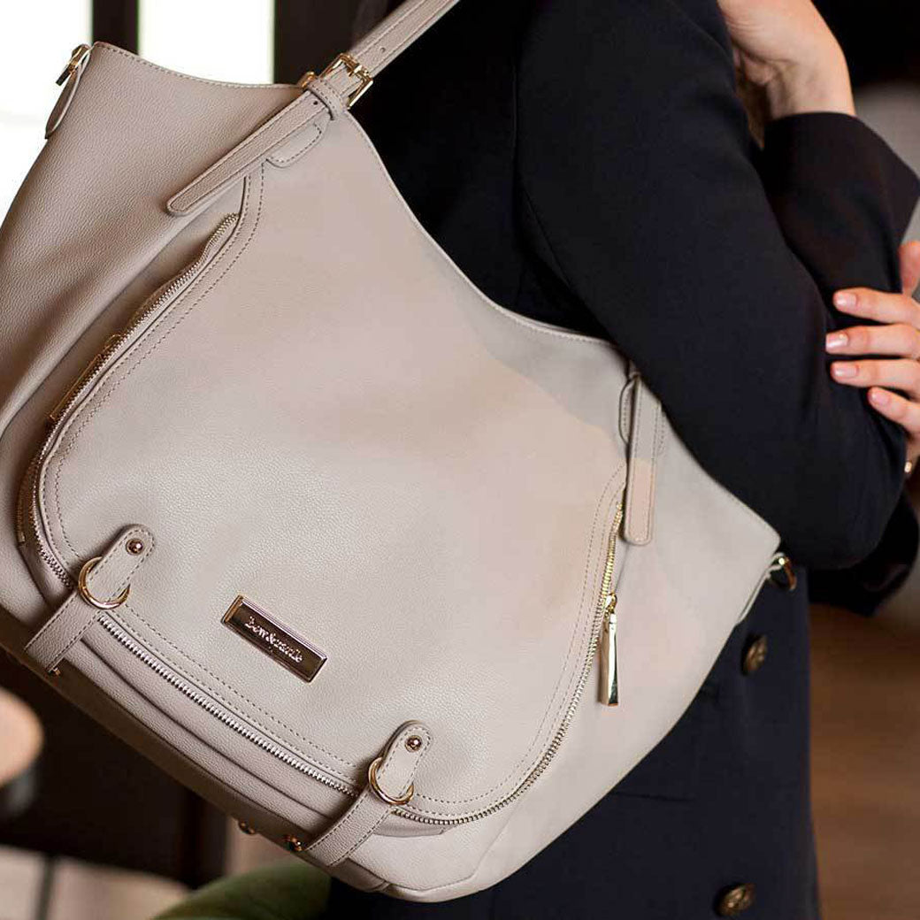 The Joy Baby Changing Bag - Grey