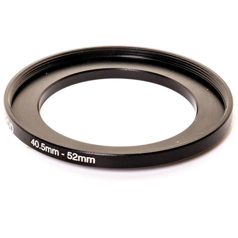 Kood STEPPING STEP UP RING LENS ADAPTER - Up to 50mm Lens Filter Thread - Crooked Imaging