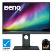 BenQ SW240 Pro 24 inch IPS Monitor - Crooked Imaging