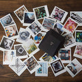 Instax SQUARE Film 20 shot pack, white border - Crooked Imaging
