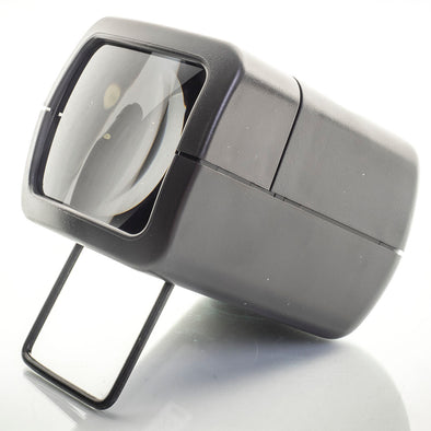 AP Slide Viewer for 35mm Photo Mounted Slides 3x Magnification Desktop Handheld - Crooked Imaging