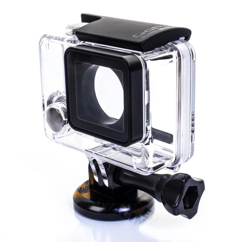 GoPro Compatible TRIPOD ADAPTER Monopod MOUNT Aluminium By CI - Hero 1 2 3+ 4 - Crooked Imaging