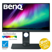 BenQ SW271 Pro 27in IPS LCD Monitor 4K UHD - Crooked Imaging