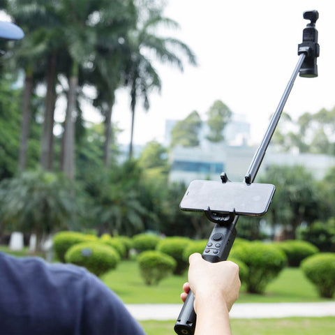 DJI Osmo Pocket Extension Rod - Crooked Imaging