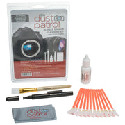 DSLR Camera Sensor Cleaning Swabs Kit 16 pcs Set Swab Alpha by Dust Patrol - Crooked Imaging