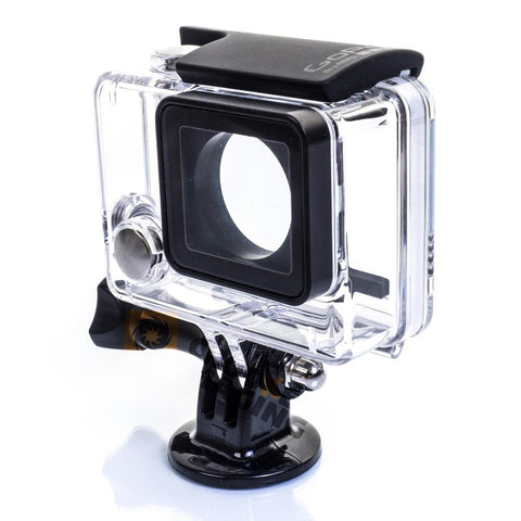 GoPro Tripod Mount Adapter for HD Hero 5 4 3+ 3 2 1 and Session Camera By CI - Crooked Imaging
