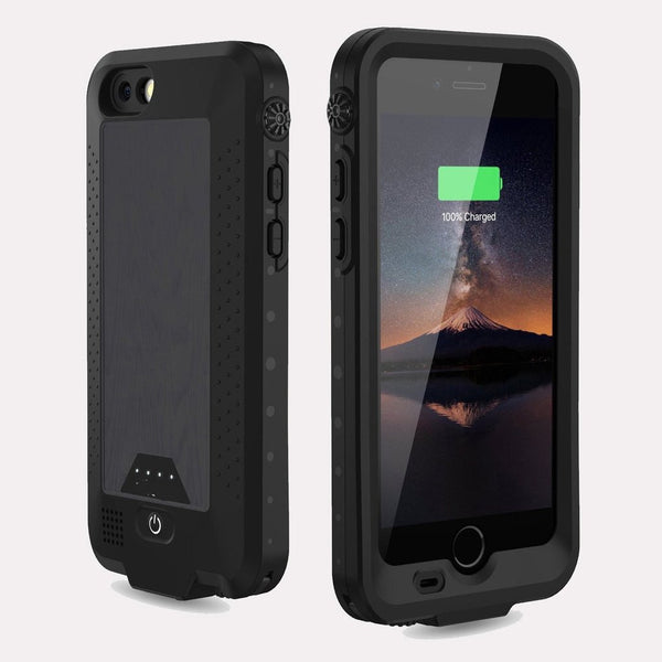 Waterproof Battery Case for Iphone 6 , 6s , 6 plus , 6s plus