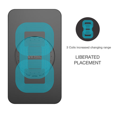 Wireless Powerbank for Samsung Galaxy S7 and S7 Edge, etc.