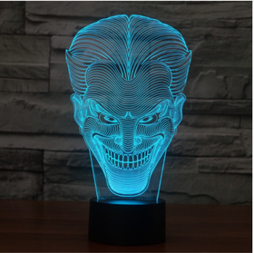Joker Head Lamp