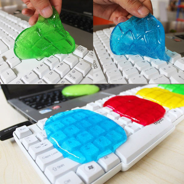 Neon Cleaning Putty