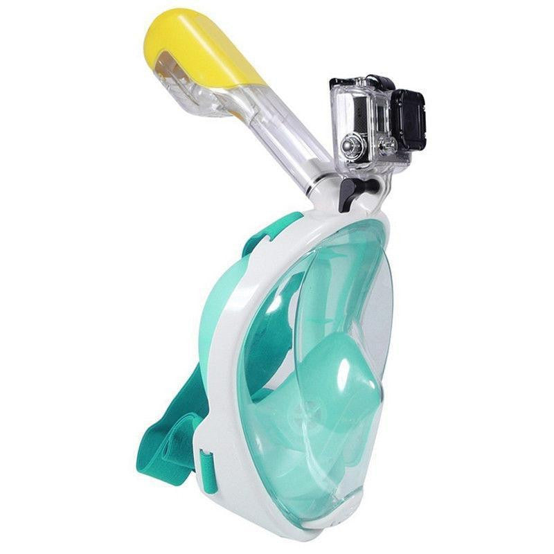 H20 Snorkeling Mask with GoPro Mount