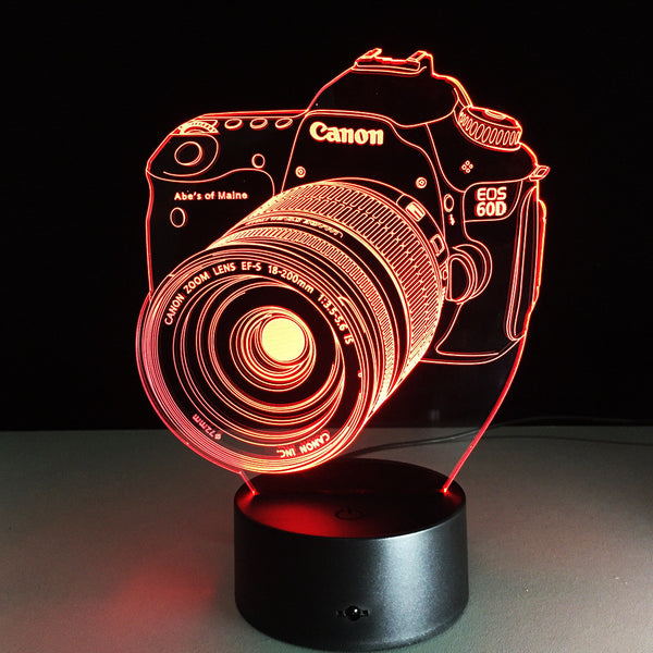 Photographer's Led Lamp