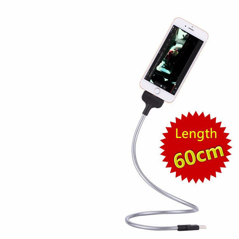 iPhone Flexible Phone Charger