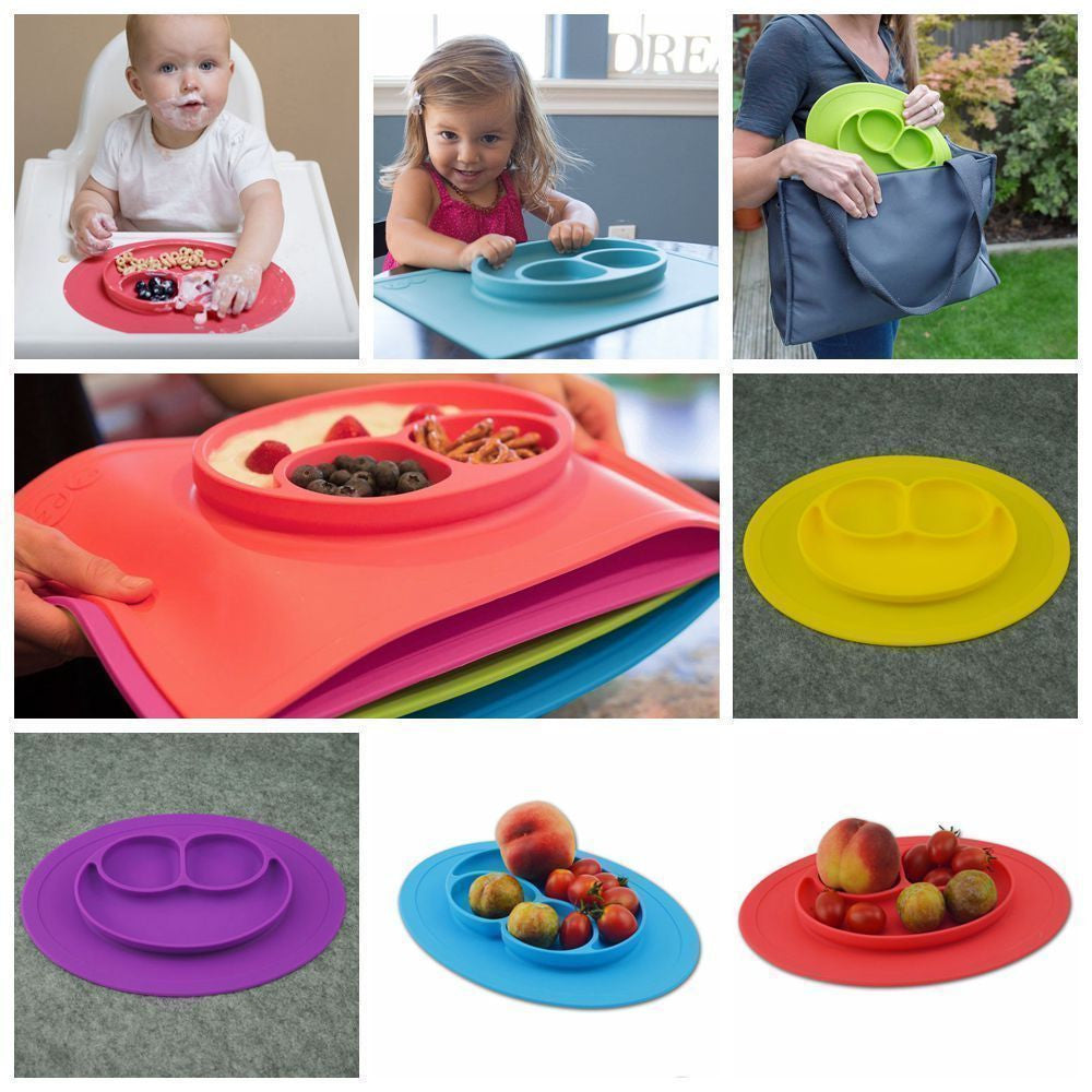 Kids Co. All-In-One Foodie Mat